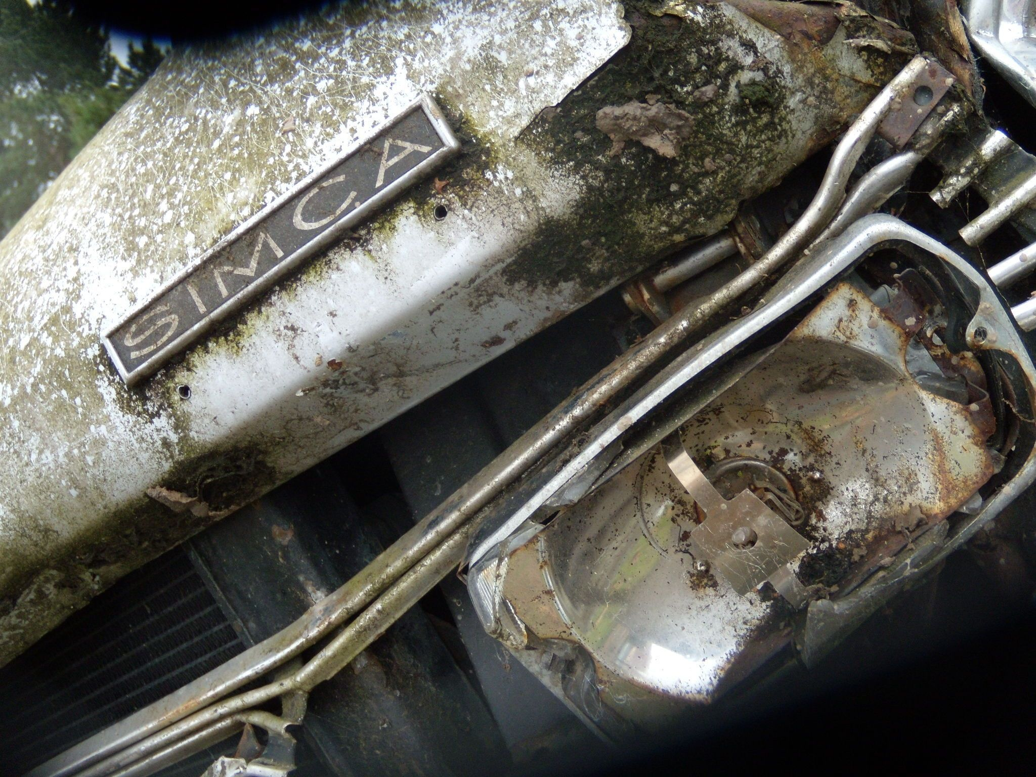 ma passion des Simca 1100,